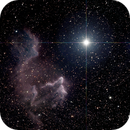 The Ghost of Cassiopeia Emission/Reflection Nebula,                                Richard Pattie