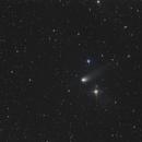 Comet C/2017 T2 (PANSTARRS) - 2019-12-05 with animation,                                Jonathan W MacCollum