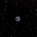 Skull Nebula - NGC 246,                                Oleg Zaharciuc