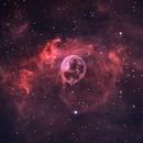 The Bubble Nebula,                                sydney