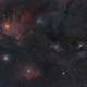 Rho Ophiuchi Cloud Complex,                                mewmartigan