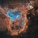 Heart Nebula IC1805,                                Sendhil Chinnasamy
