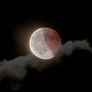 Eclisse di Luna HDR,                                Alessandro Speranza