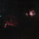 Orion M42 + NGC 2024 + IC 434,                                ManuelG.