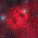 SH2-173 (The Phantom of The Opera Nebula),                                Randal Healey