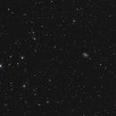 NGC 7479 and Palomar 13,                                Felix D.