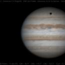 Jupiter - 2016/02/13 (ASI174MM - RGB),                                Chappel Astro