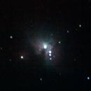 M42 Orion Nebula,                                Kristof Dabrowski
