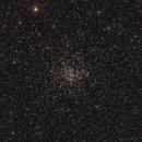 M37 - Open Cluster in the constellation Auriga (LRGB),                                Frank Breslawski