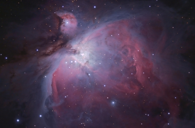 Messier 42,                                Josef Büchsenmeister