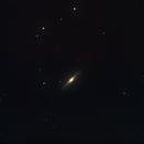 NGC 3115 Spindle Galaxy,                                Brett Creider