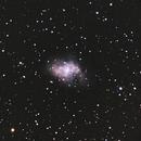 M1 nebulosa del granchio,                                Mari Cristian