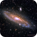 The Great Nebula in Andromeda (M31),                                turbolord