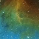 Pelican Nebula,                                silentrunning