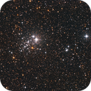 NGC457 Owl Cluster in Cassiopeia,                                Dennis Kaiser