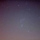 Orion Constellation,                                Dylan Woodbrey