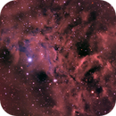 IC 405 [section], HaRGB,                                Stephen Garretson