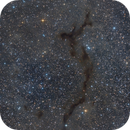 Barnard 150 - Dark Seehorse Nebula,                                Marcel Drechsler