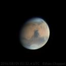 Mars - 2016/08/01,                                Chappel Astro