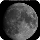 91% Waxing Gibbous, Lunar - 11-09-2019,                                Martin (Marty) Wise