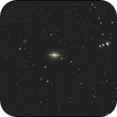 M104 - Lrvb - Asi1600mm-C @Cannes,                                quercus