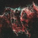 IC 1340 The Bat Nebula,                                Chad Leader