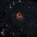 NGC1893, IC417,                                Stefano Zamblera