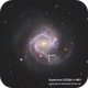 Supernova 2020jfo in M61,                                Ray Liao