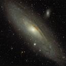 The Great Andromeda Galaxy,                                Elliott McKinley