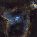 Heart Nebula,                                Abduallah Asiri