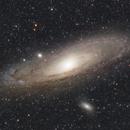 M31 in HaRGB,                                Tom's Pics