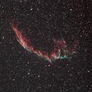 NGC6992 - Veil Nebula East in Cygnus,                                Peter Schilling