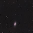Blackeye galaxy,                                wargrafix