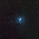 The Iris Nebula,                                Mike