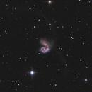 NGC 4038/39 The Antennae,                                CCDMike