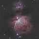 M42 - Orion nebula,                                only4star