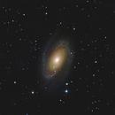 M81 - Bodes Galaxy,                                AstroGeek