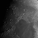 Montes Apenninos and Mare Serenitatis,                                Gerson Pinto