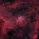 Heart Nebula IC1805 + Melotte 15,                                Tullio Di Primio