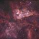Eta Carinae 2017,                                Daniel Nobre