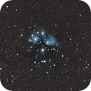 M45 / NGC 1432 NGC 1435 / Pleiades / open cluster,                                patrick cartou