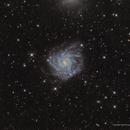 A Grand Design Spiral—NGC 7424,                                Russ Carpenter