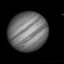 Jupiter 2 February 2014 - 2334UT - Luminance,                                Roberto Botero