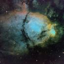Fish Nebula IC1795,                                stevemr2t