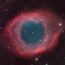 NGC 7293 - The Helix Nebula in Aquarius,                                Hap Griffin