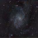 M 33,                                GALASSIA 60
