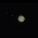 Jupiter, Europa, Io and Ganymede,                                EndaJohn