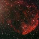 IC443 - Jellyfish nebula,                                Svetlozar Stefanov