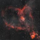 Heart Nebula Mosaic,                                Steve BENZ