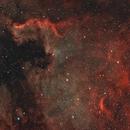 NGC 7000,                                Jürgen Kemmerer